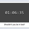 写真: Operaスピードダイヤル・エクステンション:Friendly Clock