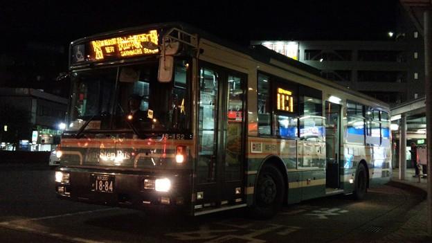 Photos: A6-152号車 [狭山26]狭山市駅西口 ゆき