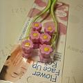 Photos: Flower Face Up Roller(フラワー フェイスアップ ローラー)』
