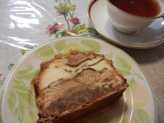 銀座パティスリーシェフのりんごパイ