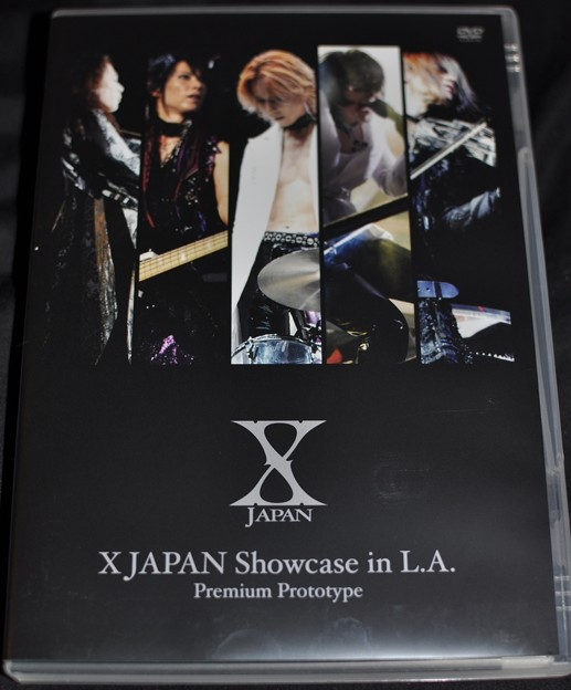 X JAPAN Showcase in L.A. Premium Prototype(0)