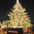 恵比寿ガーデンプレイスのクリスマスツリー