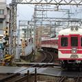 神戸電鉄山の街駅にて