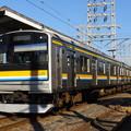 鶴見線浅野駅にて