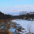 冬の小川1