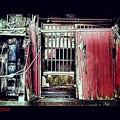 赤い扉.......