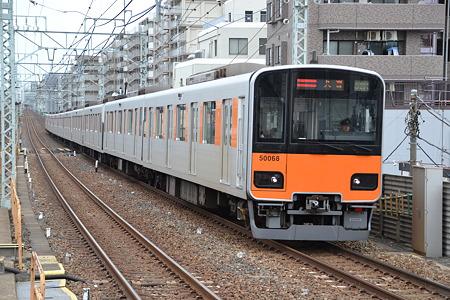 東武50050系@梅島駅[5/16]