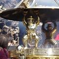 龍山寺の香炉