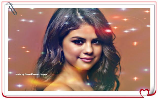 Cool Selena Gomez(41411)