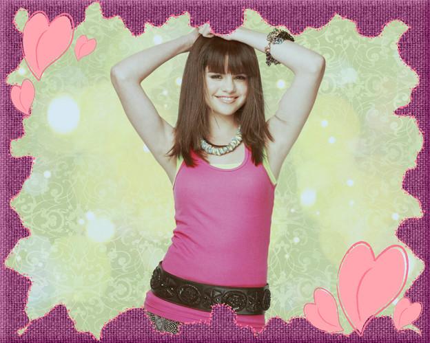 Cool Selena Gomez(88881)