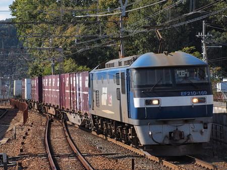 EF210貨物東海道本線山科駅01
