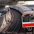 Photos: 大阪市営地下鉄10系 御堂筋線西中島南方~中津06