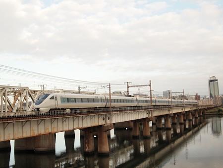 683系びわこエクスプレス 東海道本線新大阪~大阪