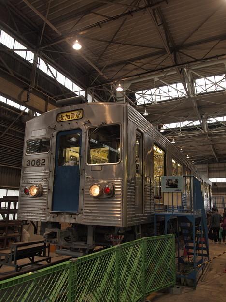 大阪市営地下鉄30系 緑木検車場04