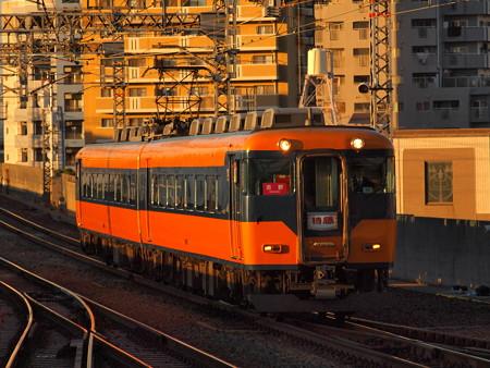 近鉄16000系吉野特急 近鉄南大阪線今川駅01