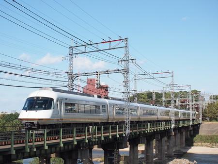近鉄21000系アーバンライナー 名阪甲特急 近鉄大阪線安堂~河内国分