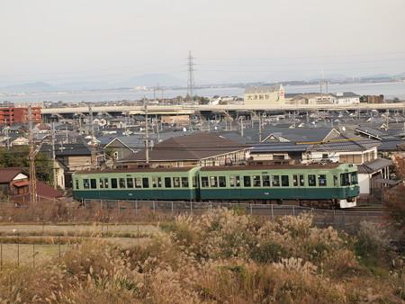 京阪700形 松ノ馬場~穴太