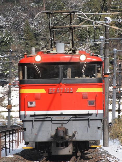 EF67貨物 山陽本線セノハチ01