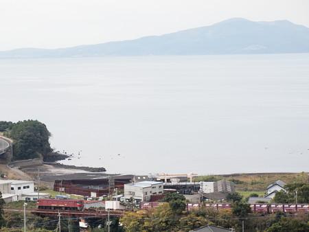 ED76貨物 肥薩おれんじ鉄道復路~米ノ津