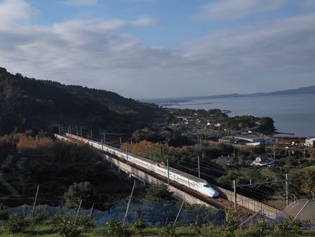 N700系さくら 九州新幹線出水~新水俣03