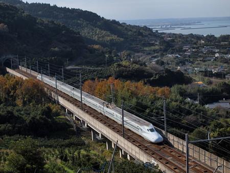 N700系さくら 九州新幹線出水~新水俣02