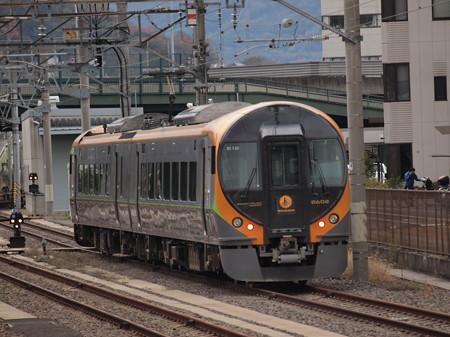 8600系試運転 予讃線高松駅01