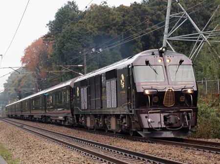 DF200 ななつ星 鹿児島本線天拝山~原田02