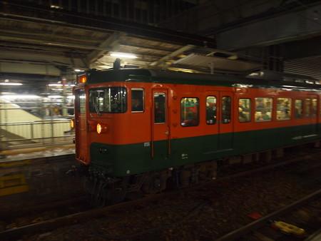 115系湘南色普通 山陽本線広島駅02