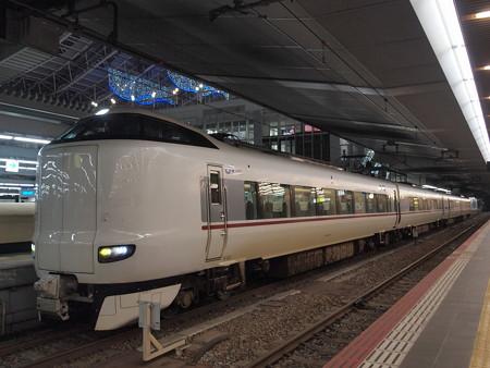 287系特急こうのとり 東海道本線大阪駅02