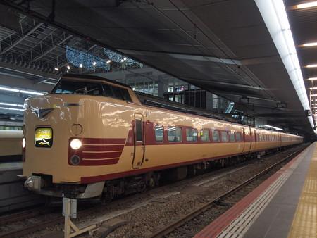 381系特急こうのとり 東海道本線大阪駅03
