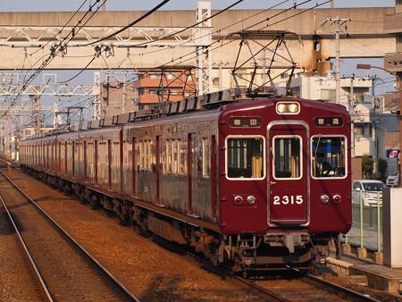 阪急2300系普通 阪急京都線南茨木駅