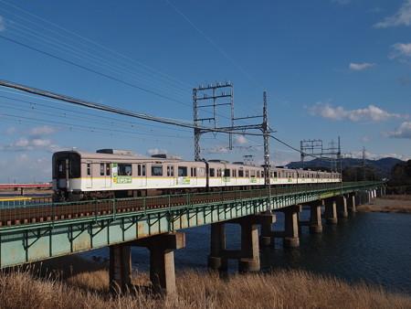 近鉄5820系急行 山田線宮町~小俣01