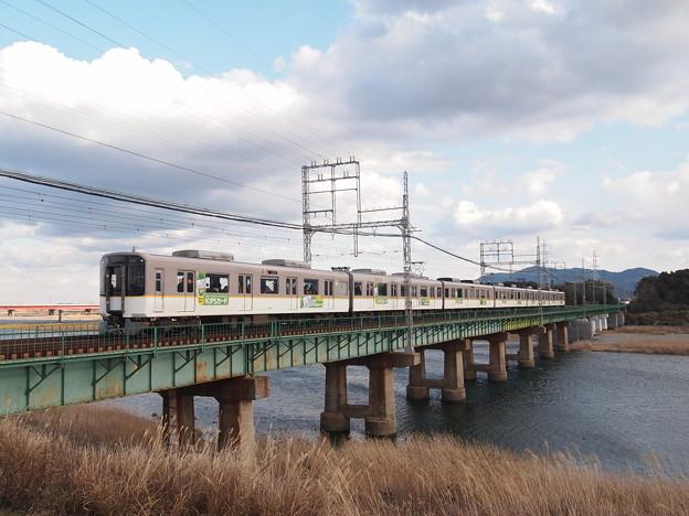 近鉄5820系急行 山田線宮町~小俣02