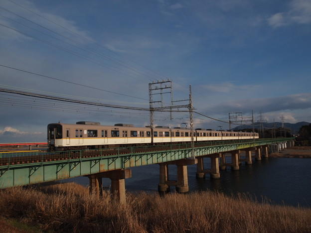 近鉄5820系回送 近鉄山田線宮町~小俣