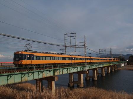 近鉄12200系特急 山田線宮町~小俣03
