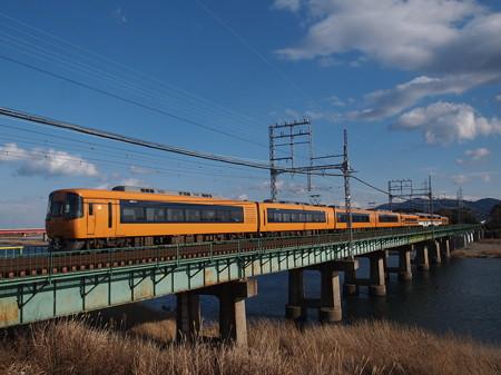 近鉄22000系特急 山田線宮町~小俣01