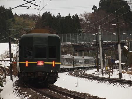 トワイライトエクスプレス 北陸本線津幡~倶利伽羅02