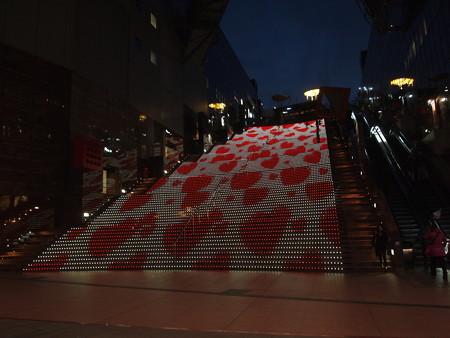 京都駅の階段03