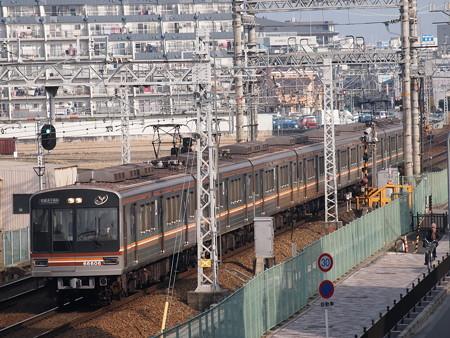 大阪市営地下鉄66系 阪急京都線茨木市~南茨木