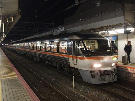 キハ85系特急ワイドビューひだ 東海道本線京都駅