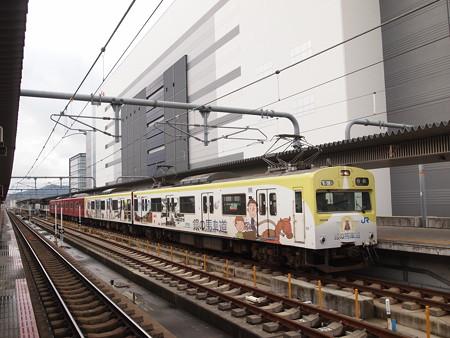 103系普通 播但線姫路駅