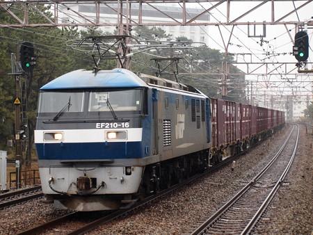 EF210貨物   山陽本線舞子駅04