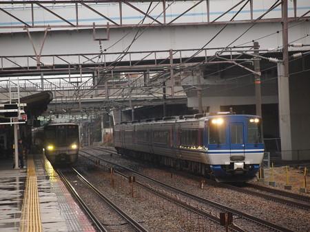 HOT7000系スーパーはくと  山陽本線舞子駅02