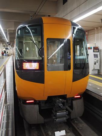 近鉄16600系特急 近鉄南大阪線阿部野橋駅