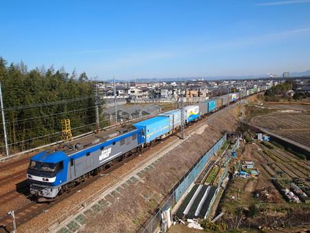 EF210貨物 東海道本線長岡京~山崎01
