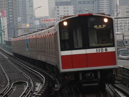 大阪市営地下鉄10系 御堂筋線西中島南方駅04