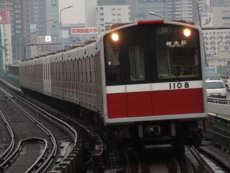 大阪市営地下鉄10系 御堂筋線西中島南方駅05