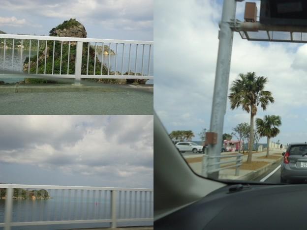 写真: 沖縄ドライブウェイ
