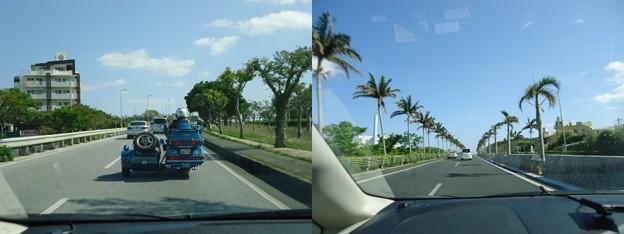 写真: 沖縄ドライブウェイ2