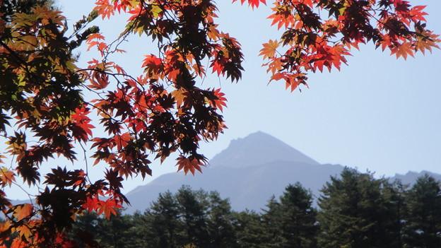 磐梯山(五色沼)
